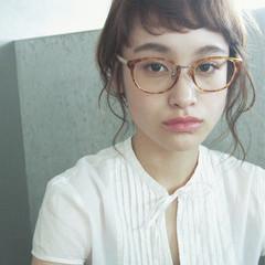 外国人風 前髪あり アッシュ 大人かわいい ヘアスタイルや髪型の写真・画像