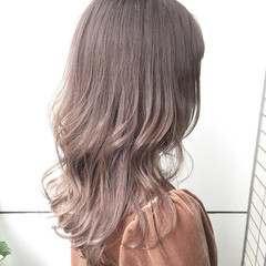 フェミニン セミロング 簡単ヘアアレンジ ヘアスタイルや髪型の写真・画像