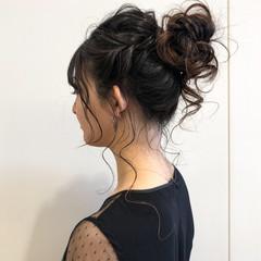 ヘアアレンジ デート 結婚式 成人式 ヘアスタイルや髪型の写真・画像