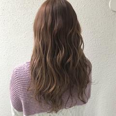 ブリーチ 外国人風 ハイトーン ロング ヘアスタイルや髪型の写真・画像