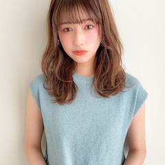 大人可愛い フェミニン モテ髪 アンニュイほつれヘア ヘアスタイルや髪型の写真・画像