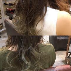 渋谷系 ストリート ヘアアレンジ 外国人風 ヘアスタイルや髪型の写真・画像