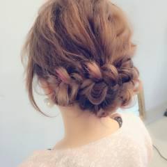 フェミニン ゆるふわ 愛され モテ髪 ヘアスタイルや髪型の写真・画像
