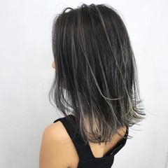 外国人風 女子力 ストリート 透明感 ヘアスタイルや髪型の写真・画像