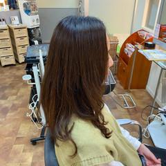 ロング 大人ロング ゆるふわパーマ ロングヘア ヘアスタイルや髪型の写真・画像