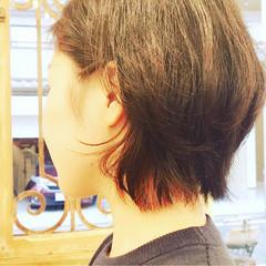 夏 ピンク ナチュラル 春 ヘアスタイルや髪型の写真・画像