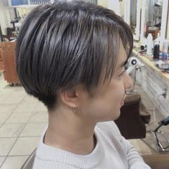 メンズヘア ストリート ショート メンズパーマ ヘアスタイルや髪型の写真・画像