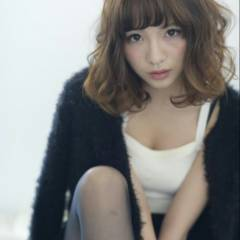 モテ髪 大人かわいい コンサバ 外国人風 ヘアスタイルや髪型の写真・画像