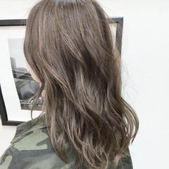 ストリート デート 外国人風 ハイライト ヘアスタイルや髪型の写真・画像