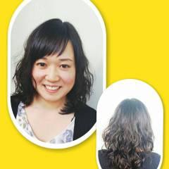 モテ髪 ウェットヘア ゆるふわ 外国人風 ヘアスタイルや髪型の写真・画像