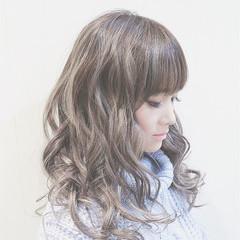 ストリート 大人かわいい ハイライト 外国人風 ヘアスタイルや髪型の写真・画像