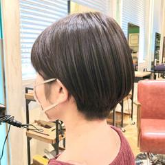 ショートヘア ガーリー ショート ベリーショート ヘアスタイルや髪型の写真・画像