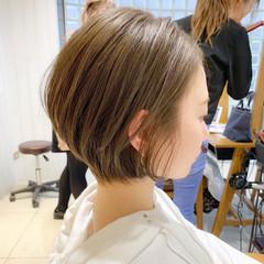 ヘアアレンジ パーマ 黒髪 ナチュラル ヘアスタイルや髪型の写真・画像