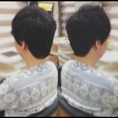 ショート ナチュラル メンズスタイル メンズカット ヘアスタイルや髪型の写真・画像