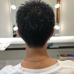 メンズショート ベリーショート メンズカット ショート ヘアスタイルや髪型の写真・画像