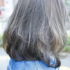 ストリート レイヤーカット 外国人風 ハイライト ヘアスタイルや髪型の写真・画像