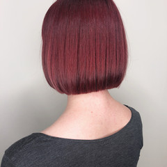 ショートヘア ミニボブ モード ショートボブ ヘアスタイルや髪型の写真・画像