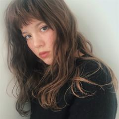 大人女子 リラックス 透明感 ナチュラル ヘアスタイルや髪型の写真・画像