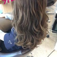 艶髪 外国人風カラー モテ髪 透明感 ヘアスタイルや髪型の写真・画像