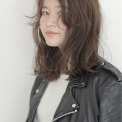 ゆるふわ ストリート 大人かわいい 外国人風カラー ヘアスタイルや髪型の写真・画像