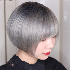 モード ハイトーンカラー ハイトーン ブリーチ ヘアスタイルや髪型の写真・画像