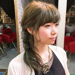 大人かわいい 前髪あり ショート ヘアアレンジ ヘアスタイルや髪型の写真・画像