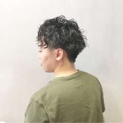 メンズショート メンズカット ナチュラル メンズヘア ヘアスタイルや髪型の写真・画像