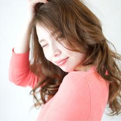 外国人風 大人かわいい アッシュ ガーリー ヘアスタイルや髪型の写真・画像