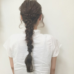 大人かわいい フェミニン 愛され 波ウェーブ ヘアスタイルや髪型の写真・画像