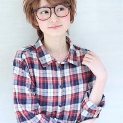 ストリート ピュア 外国人風 前髪あり ヘアスタイルや髪型の写真・画像