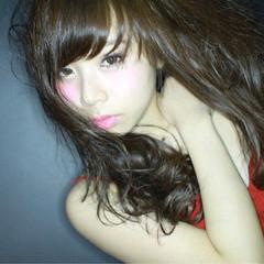 大人かわいい セクシー 外国人風 おフェロ ヘアスタイルや髪型の写真・画像