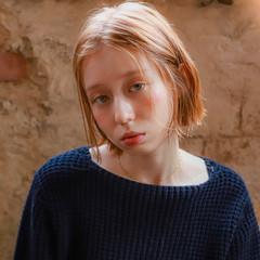 ショートヘア ショートボブ ミニボブ ナチュラル ヘアスタイルや髪型の写真・画像