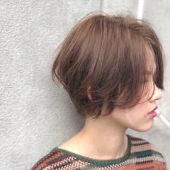 かっこいい ショート 外国人風 簡単ヘアアレンジ ヘアスタイルや髪型の写真・画像