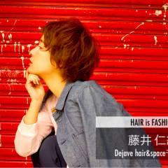 春 ショート ストリート パンク ヘアスタイルや髪型の写真・画像