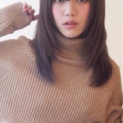 ナチュラル おフェロ フェミニン モテ髪 ヘアスタイルや髪型の写真・画像