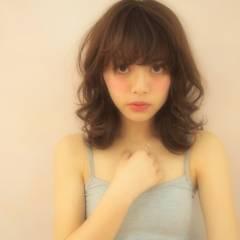 外国人風カラー ロング 透明感 愛され ヘアスタイルや髪型の写真・画像
