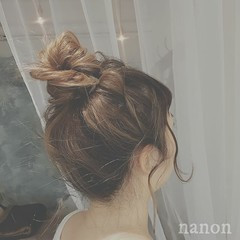 フェミニン 冬 愛され デート ヘアスタイルや髪型の写真・画像