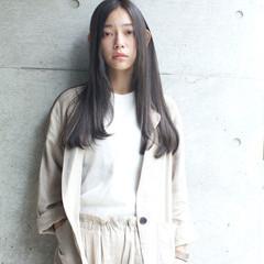 外国人風カラー 外国人風 ナチュラル グレージュ ヘアスタイルや髪型の写真・画像