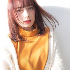 オフィス ヘアアレンジ デート ナチュラル ヘアスタイルや髪型の写真・画像