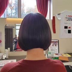 髪の病院 髪質改善 ナチュラル 縮毛矯正 ヘアスタイルや髪型の写真・画像