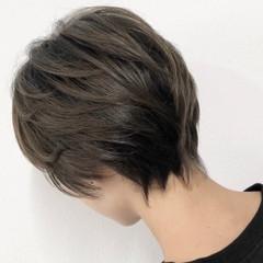 ショート ベリーショート ストリート ショートヘア ヘアスタイルや髪型の写真・画像