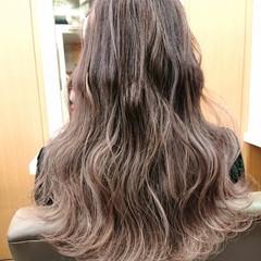 イルミナカラー ブリーチ グラデーションカラー 外国人風カラー ヘアスタイルや髪型の写真・画像