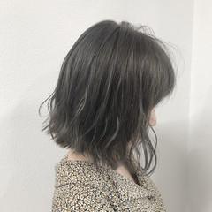 透明感 モード 外国人風カラー ボブ ヘアスタイルや髪型の写真・画像