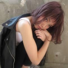 ストリート ボブ パンク ヘアスタイルや髪型の写真・画像