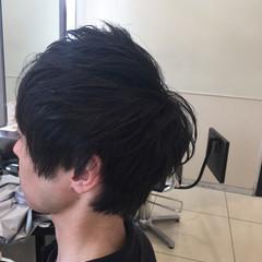 ボーイッシュ メンズ ショート ナチュラル ヘアスタイルや髪型の写真・画像