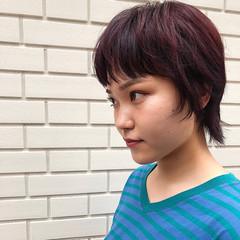 ショートヘア ブリーチ ショート ストリート ヘアスタイルや髪型の写真・画像