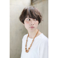 ナチュラル ダークアッシュ 暗髪 大人かわいい ヘアスタイルや髪型の写真・画像