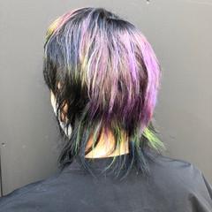 メンズ ハイトーン ブリーチ メンズカラー ヘアスタイルや髪型の写真・画像