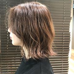 ショートヘア インナーカラー ウルフカット ボブ ヘアスタイルや髪型の写真・画像