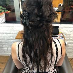 ロング 成人式 結婚式 謝恩会 ヘアスタイルや髪型の写真・画像